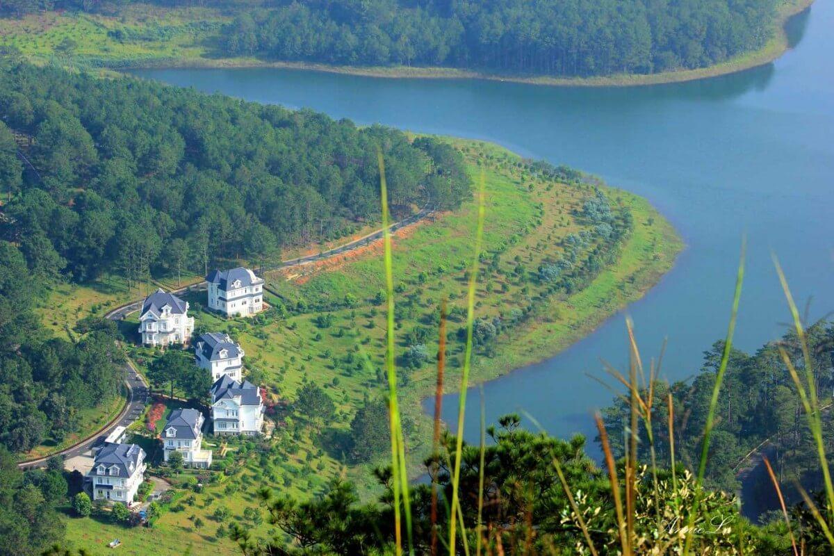 du lịch Hồ Xạ Hương