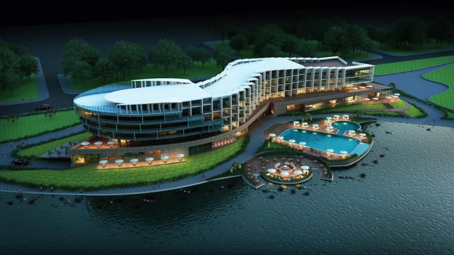 DIC Star Hotel & Resort Vĩnh Phúc: Dấu ấn resort 5 sao tiên phong tại Vĩnh Phúc - Ảnh 1